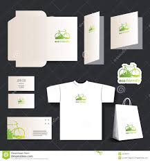 Business Card And Letterhead Design Template Business Stationery Template Letterhead Templates And Samples