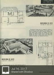 home planners inc house plans 226 best mcm images on vintage house plans vintage