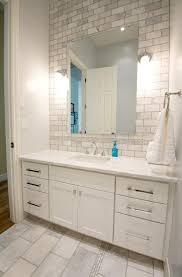 bathroom vanity tile ideas 117 best bathrooms images on bath bathroom ideas
