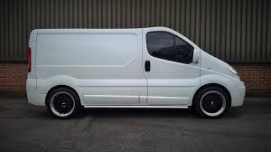 renault trafic 2017 renault trafic with hybrid turbo ade tuning