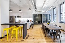 inside dailyburn u0027s sleek headquarters in nyc officelovin u0027