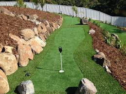 Slope Landscaping Ideas For Backyards by Triyae Com U003d Backyard Ideas For A Sloped Yard Various Design