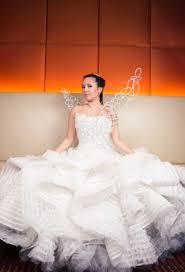 katniss everdeen wedding dress costume the hunger katniss everdeens wedding dress costume wedding