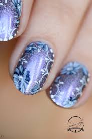 nail art la valse des fleurs nature nails nails art