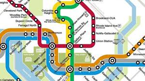 Metro Map Washington Dc Wmata Metro Map Images Reverse Search