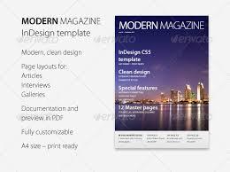 25 photoshop u0026 indesign magazine cover templates psd idesignow