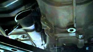 manual transmission oil change on 2007 nissan frontier youtube
