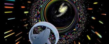 how far does light travel in a year images Warp speed travel is theoretically possible says astrophysicist jpg
