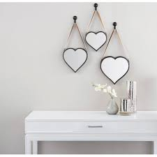 Walmart Wall Mirrors 25 Best Heart Wall Mirrors