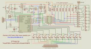 relay schematic wiring diagram components