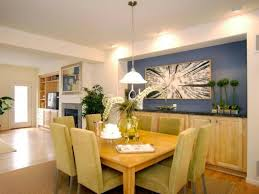 Dining Room Accent Wall  Fab Red Accent Walls In Dining Rooms - Dining room accent furniture