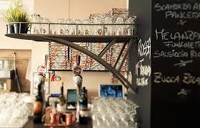 appendi bicchieri bar studioillogico progettazione d interni