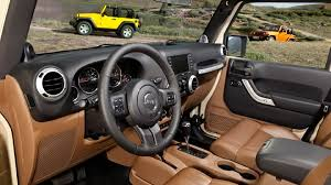 jeep wrangler maroon interior jeep wrangler sahara shown with available premium leather trimmed
