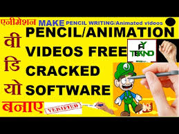 make animated pencil sketch video free cracked software with easy