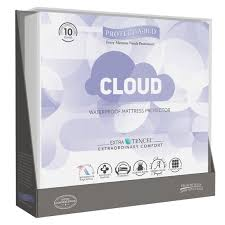 protect a bed cloud waterproof mattress protector