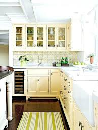 white and yellow kitchen ideas yellow wall kitchen ideas evropazamlade me