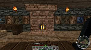 how can i build a safe fireplace discussion minecraft java