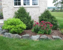 rock garden borders landscapingstones mix and match stone shapes