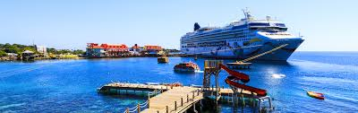 Roatan Map 10 Of The Most Dangerous Cruise Ports In The World Smartertravel