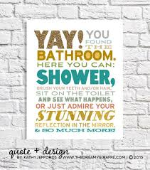 Sayings For The Bathroom Best 25 Funny Bathroom Quotes Ideas On Pinterest Funny Bathroom
