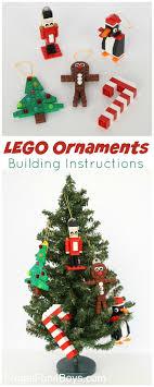 walkingound the tree lego ornaments to make