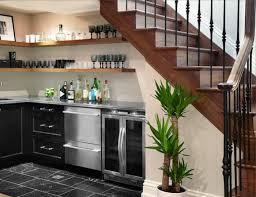 amenager un bar de cuisine ordinaire amenager un bar de cuisine 14 quel meuble sous escalier