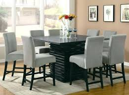 solid wood dining room sets square wood dining table for 8 mitventures co