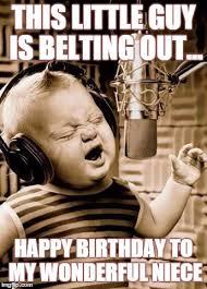 Niece Meme - happy birthday nicolette imgflip