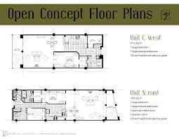 Basic Home Floor Plans by Open Floor Plan Home Decor Open Floor Plans Small Houses Open
