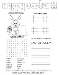 free coloring pages easter pencil fun printables for kids