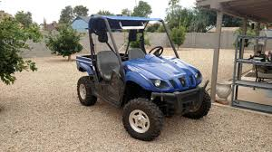 Yamaha Rhino 700 Fi Auto 4x4 Special Edition Motorcycles For Sale