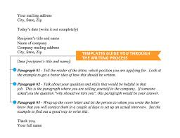 cover letter templates jobscan