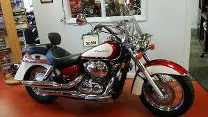 2008 Honda Shadow Honda Shadow Motorcycles For Sale In Lancaster Pennsylvania