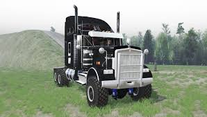 2014 kenworth w900 kenworth w900 v3 0 for spin tires