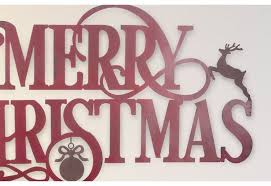 merry christmas sign metal merry christmas sign indoor outdoor christmas