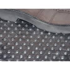 handi treads non slip tread aluminum silver 30in x 3 75in with