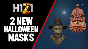 h1z1 how to get both new halloween mask youtube