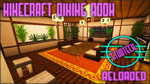 Japanese Dining Room Furniture by Minecraft Japanese Dining Room Stud Tech Reloaded Season 2 Ep