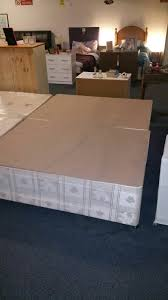 double divan bed base on wheels east thames furniture recycling
