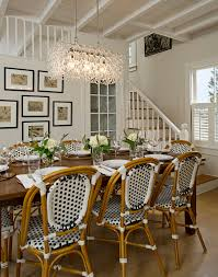 Woven Dining Room Chairs Dining Room In French Provisionsdining Com
