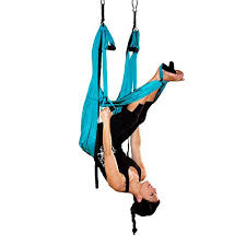 aerial yoga the best yoga swings and yoga trapeze hammocks for