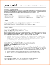 Resume For Computer Science Graduate Meteorologist Resume Computer Product Tester Gender Equality Essay