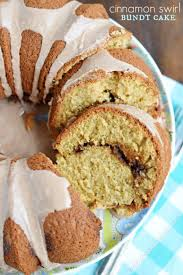 cinnamon swirl bundt cake shugary sweets