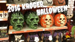 kroger u0027s 2016 halloween items youtube