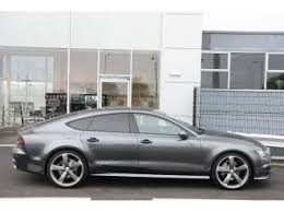 audi a7 quattro review audi a7 3 0tdi 272ps black edition quattro road review imploded