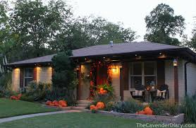 halloween lights the cavender diary