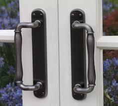 Exterior Door Knob Sets by Door Handles French Door Handlesets Handles For Exterior Doors