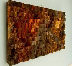 wall art wood wall art wood sculpture home decor abstract art