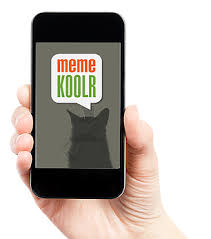 meme koolr the best meme maker app available for android and ios