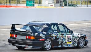 ellen lohr to compete in youngtimer trophy at the wheel of the 190